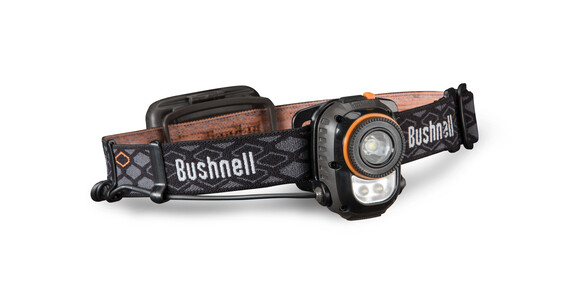 Bushnell Rubicon 173 - Linterna frontal - gris/negro